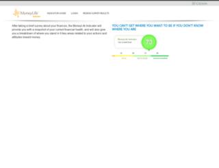 mlindicator.crown.org screenshot