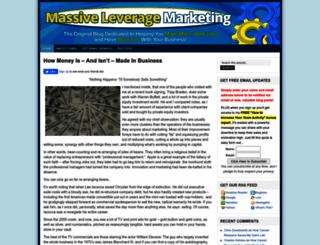 mlmblog.com screenshot
