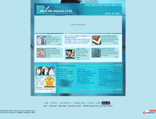 mlmltd.com screenshot