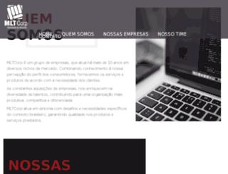 mltcorp.com.br screenshot