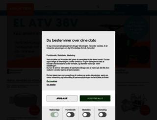 mm-konsol.dk screenshot