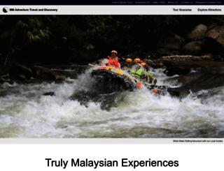 mmadventure.com screenshot