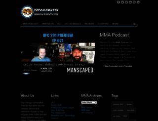 mmanuts.com screenshot
