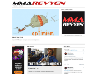mmarevyen.com screenshot