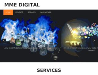 mmedigital.com screenshot