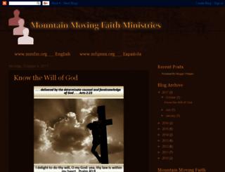 mmfm.org screenshot