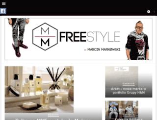 mmfreestyle.com screenshot
