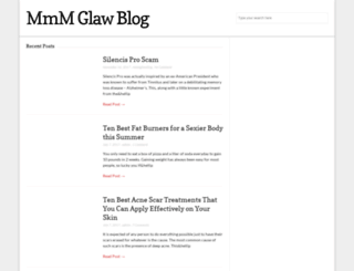 mmmglawblog.com screenshot