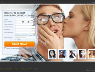 mmorpg-dating.de screenshot
