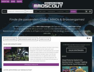mmoscout.net screenshot