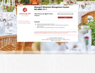 mms.grill.ch screenshot