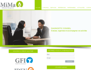 mmsa-ca.com screenshot