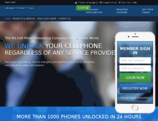 mmunlocking.com screenshot
