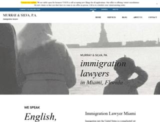 mmurraylaw.com screenshot