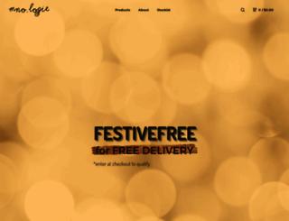 mnologie.com screenshot