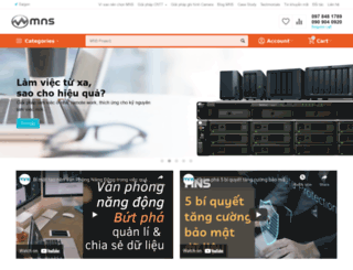 mns.vn screenshot