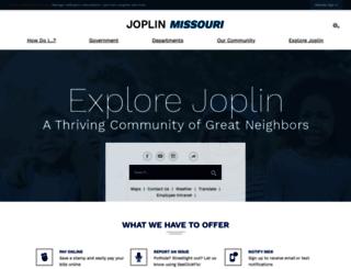 mo-joplin.civicplus.com screenshot