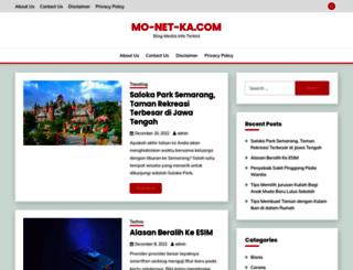 mo-net-ka.com screenshot