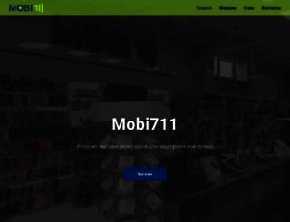 mobi711.ru screenshot