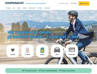 mobiel.groepsveiling.nl screenshot
