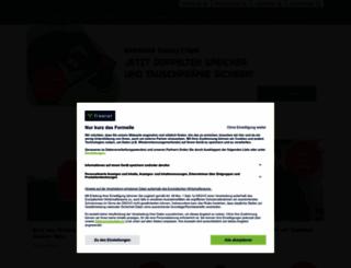 mobilcom.de screenshot