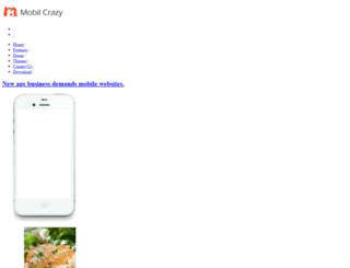 mobilcrazy.com screenshot
