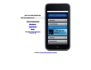 mobile-website-simulator.askfrank.net screenshot