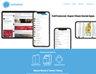 mobile.ubersocial.com screenshot