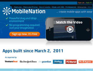 mobilenationhq.com screenshot