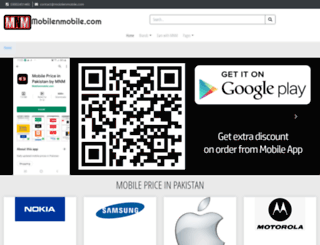 mobilenmobile.com screenshot