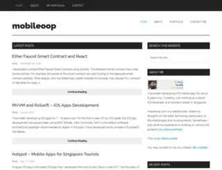 mobileoop.com screenshot