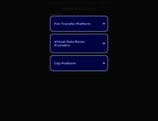 mobileplace.co.uk screenshot