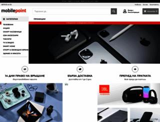 mobilepoint.bg screenshot