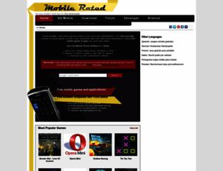 mobilerated.com screenshot