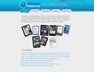 mobilereference.com screenshot