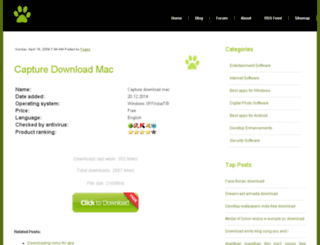 mobilesoftwaredownloads.link screenshot