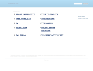 mobiletv4u.com screenshot