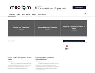 mobilgim.com screenshot
