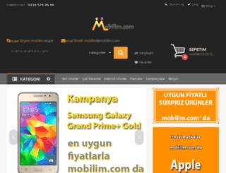 mobilim.com screenshot