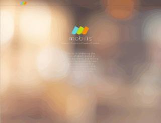 mobilis.com screenshot