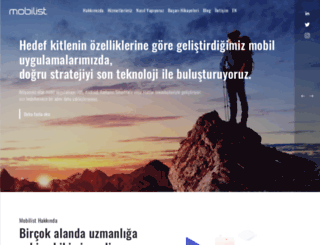 mobilist.com.tr screenshot
