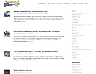 mobiliter.eu screenshot