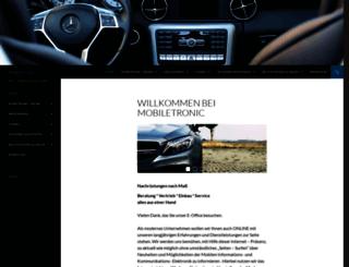 mobiltronic.de screenshot