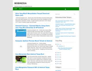 mobinesia.blogspot.com screenshot