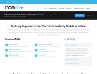mobisky.pl screenshot