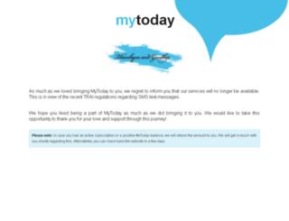 mobs.mytoday.com screenshot