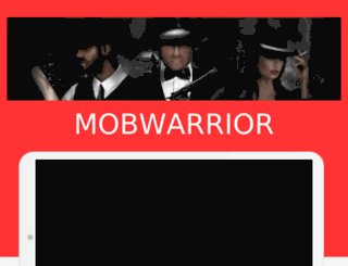 mobwarrior.com screenshot