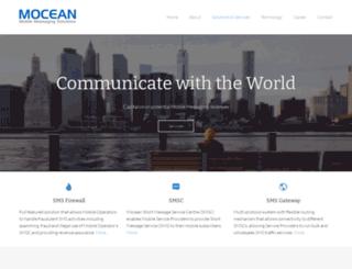 mocean.com.my screenshot