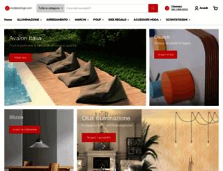 modaedesign.com screenshot