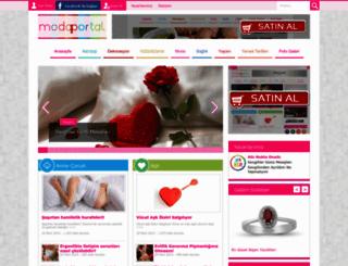 modaportal.wordpresstemam.com screenshot